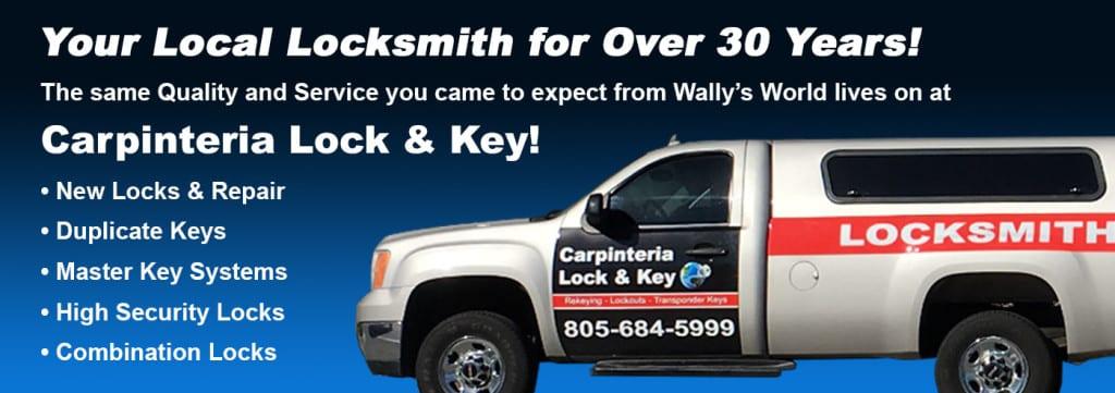carpinteria locksmith
